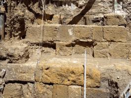 muralla romana sevilla
