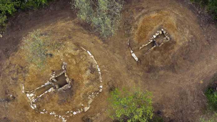 descubren origen etruscos